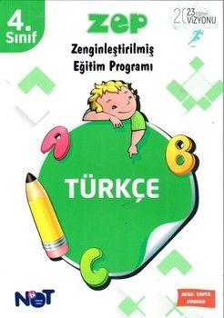 BiNot Yayınları 4. Sınıf Türkçe ZEP