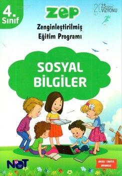 BiNot Yayınları 4. Sınıf Sosyal Bilgiler ZEP