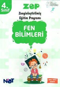 BiNot Yayınları 4. Sınıf Fen Bilimleri ZEP