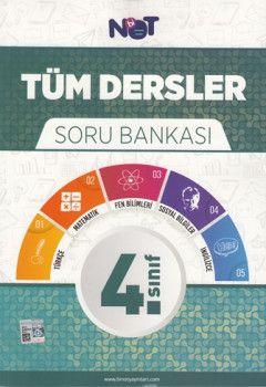 BiNot Yayınları 4. Sınıf Tüm Dersler Soru Bankası