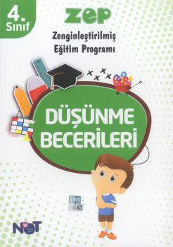 BiNot Yayınları 4. Sınıf ZEP Düşünme Becerileri