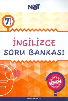 BiNot Yayınları 7. Sınıf İngilizce Soru Bankası