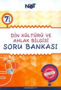 BiNot Yayınları 7. Sınıf Din Kültürü ve Ahlak Bilgisi Soru Bankası
