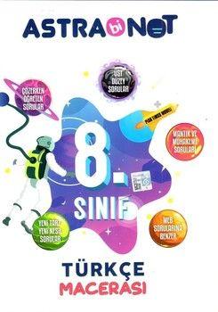 BiNot Yayınları 8. Sınıf Türkçe Astrobinot Macerası