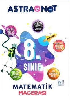 BiNot Yayınları 8. Sınıf Matematik Astrobinot Macerası