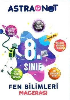 BiNot Yayınları 8. Sınıf Fen Bilimleri Astrobinot Macerası