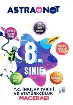 BiNot Yayınları 8. Sınıf T. C. İnkılap Tarihi ve Atatürkçülük Astrobinot Macerası