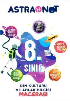 BiNot Yayınları 8. Sınıf Din Kültürü ve Ahlak Bilgisi Astrobinot Macerası
