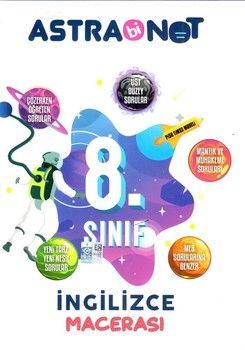 BiNot Yayınları 8. Sınıf İngilizce Astrobinot Macerası