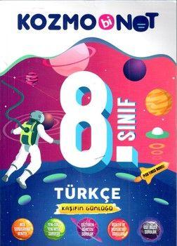 BiNot Yayınları 8. Sınıf Türkçe Kozmobinot Kaşifin Günlüğü Konu Anlatımı