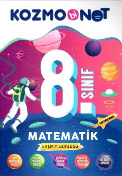 BiNot Yayınları 8. Sınıf Matematik Kozmobinot Kaşifin Günlüğü Konu Anlatımı