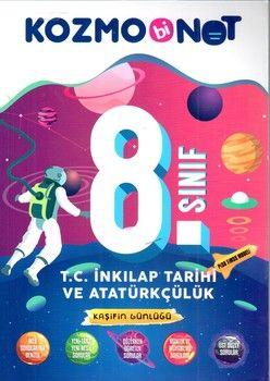 BiNot Yayınları 8. Sınıf T. C. İnkılap Tarihi ve Atatürkçülük Kozmobinot Kaşifin Günlüğü Konu Anlatımı