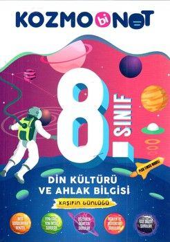 BiNot Yayınları 8. Sınıf Din Kültürü ve Ahlak Bilgisi Kozmobinot Kaşifin Günlüğü Konu Anlatımı