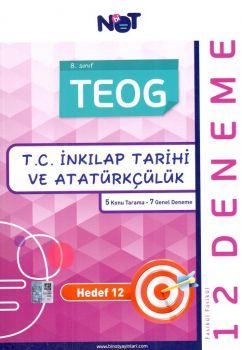 BiNot Yayınları 8. Sınıf TEOG T.C. İnkılap Tarihi ve Atatürkçülük 12 Deneme