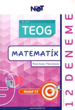 BiNot Yayınları 8. Sınıf TEOG Matematik 12 Deneme