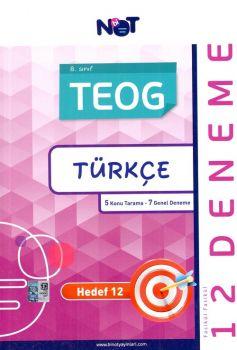 BiNot Yayınları 8. Sınıf TEOG Türkçe 12 Deneme