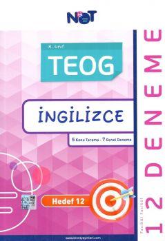 BiNot Yayınları 8. Sınıf TEOG İngilizce 12 Deneme