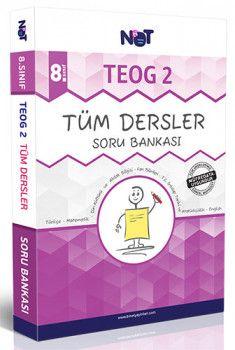 BiNot Yayınları 8. Sınıf TEOG 2 Tüm Dersler Soru Bankası