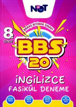 BiNot Yayınları 8. Sınıf İngilizce BBS 20 Fasikül Deneme