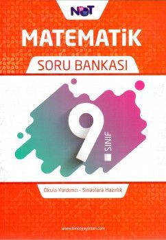 BiNot Yayınları 9. Sınıf Matematik Soru Bankası