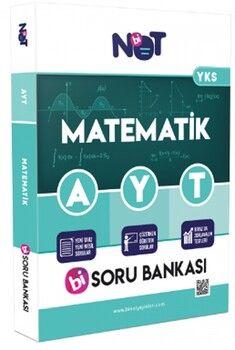 BiNot Yayınları AYT Matematik Özel Bi Soru Bankası