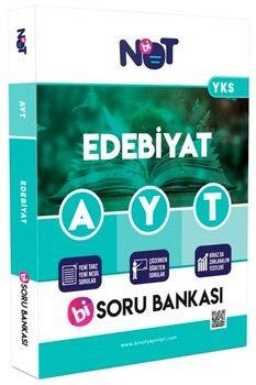 BiNot Yayınları AYT Edebiyat Bi Soru Bankası
