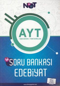 BiNot Yayınları AYT Bi Edebiyat Soru Bankası