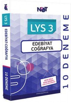 BiNot Yayınları LYS 3 10 Deneme