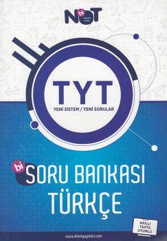BiNot Yayınları TYT Bi Türkçe Soru Bankası