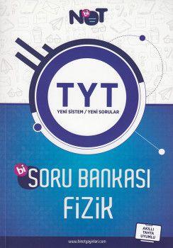 BiNot Yayınları TYT Bi Fizik Soru Bankası