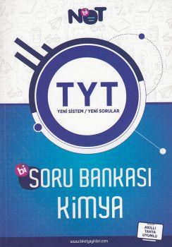 BiNot Yayınları TYT Bi Kimya Soru Bankası