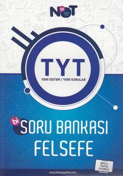 BiNot Yayınları TYT Bi Felsefe Soru Bankası