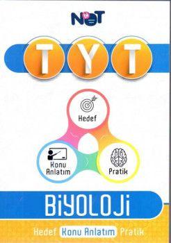 BiNot Yayınları TYT Biyoloji Hedef Konu Anlatım Pratik