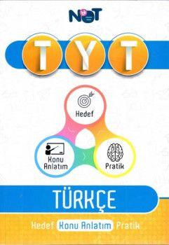 BiNot Yayınları TYT Türkçe Hedef Konu Anlatım Pratik