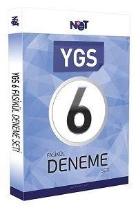 Binot Yayınları YGS 6 Fasikül Deneme