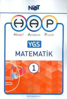 BiNot Yayınları YGS Matematik Hedef Anlatım Pratik HAP