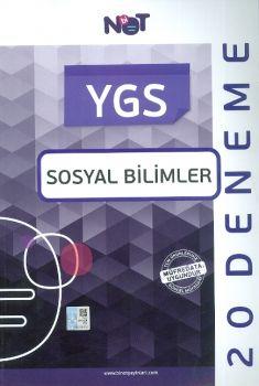 BiNot Yayınları YGS Sosyal Bilimler 20 Deneme