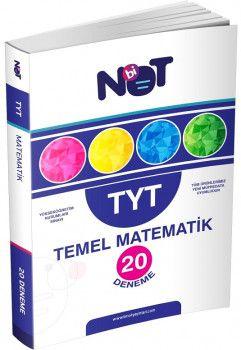 Binot Yayınları YKS 1. Oturum TYT Matematik 20 Deneme