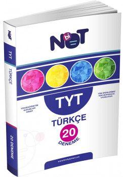 BiNot Yayınları YKS 1. Oturum TYT Türkçe 20 Deneme