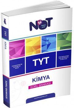 BiNot Yayınları YKS 1. Oturum TYT Kimya Soru Bankası