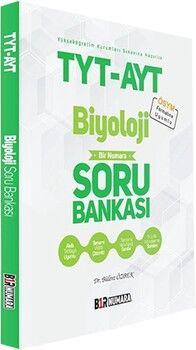 Bir Numara TYT AYT Biyoloji Soru Bankası