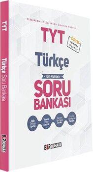 Bir Numara Yayınları TYT Türkçe Soru Bankası