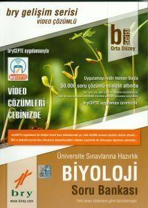 Birey Gelişim Serisi Biyoloji Soru Bankası B Orta Düzey