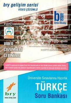Birey Gelişim Serisi Türkçe Soru Bankası B Orta Düzey
