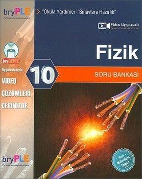 Birey Yayınları 10. Sınıf Fizik Soru Bankası