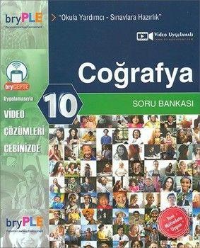 Birey Yayınları 10. Sınıf Coğrafya Soru Bankası