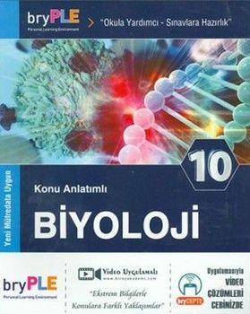 Birey Yayınları 10. Sınıf Biyoloji Konu Anlatımlı