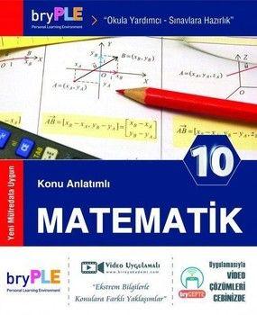 Birey Yayınları 10. Sınıf Matematik Konu Anlatımı