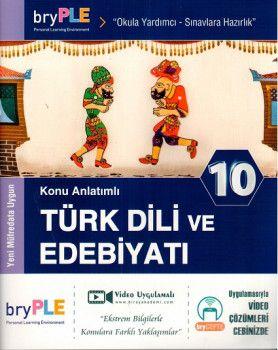 Birey Yayınları 10. Sınıf Türk Dili ve Edebiyatı Konu Anlatımlı
