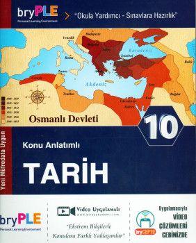 Birey Yayınları 10. Sınıf Tarih Konu Anlatımlı